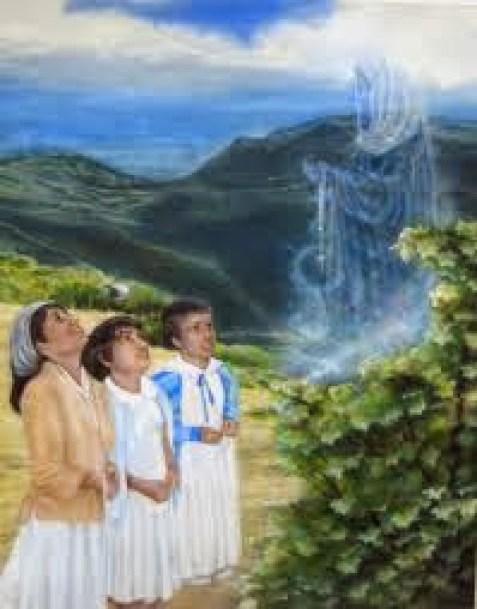 قصة ظهور العذراء مريم على الأطفال الثلاث في فاطيما بالبرتغال