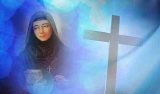 Photos Réelles et Rares de Sainte Rafqa La Religieuse Libanaise Maronite