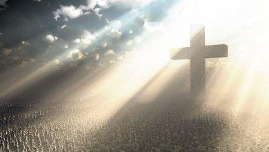 Photo of يسوع على الصليب قد هدم جدار العداوة وحمل المصالحة والسلام