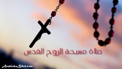 Photo of صلاة مسبحة الروح القدس – (بالنص والفيديو)