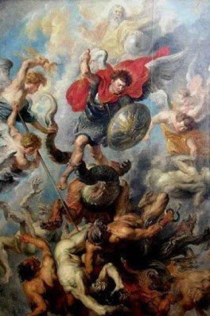 أسماء رئيس الملائكة الأشرار إبليس كما وردت في الكتاب المقدس
