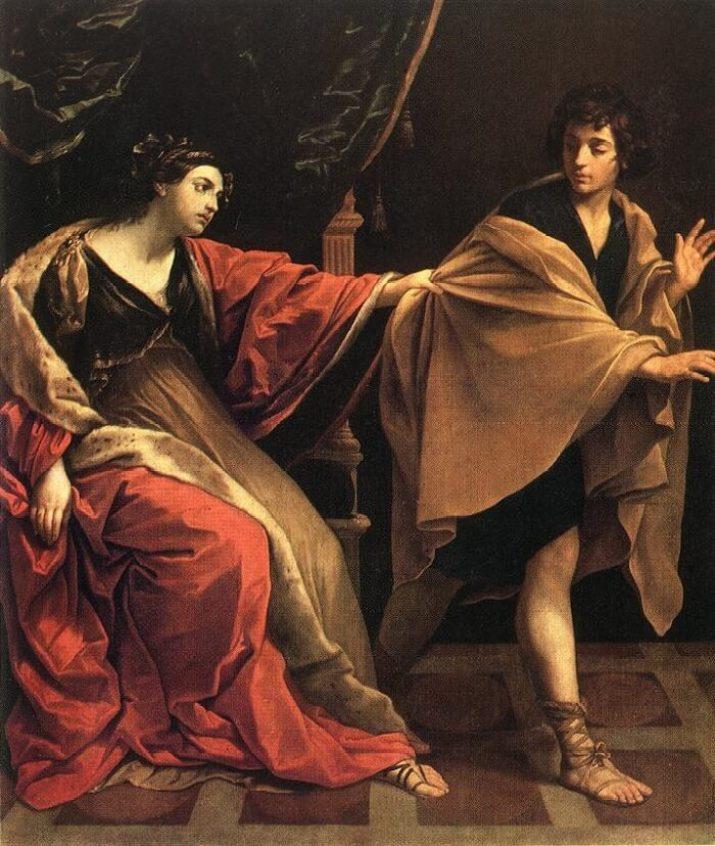 قصيدة يوسف الصديق و امرأة فوطيفار - لقداسة البابا شنودة الثالث