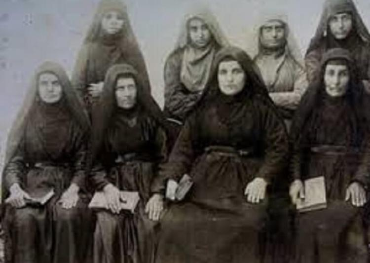Real Pictures to Saint Rafqa the Lebanese Maronite Nun-4