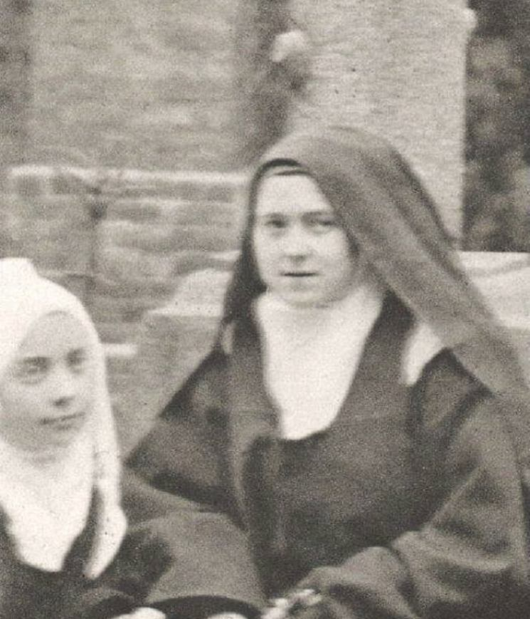 Real St. Therese of the Child Jesus Pictures Taken By Her Sister Selena-14