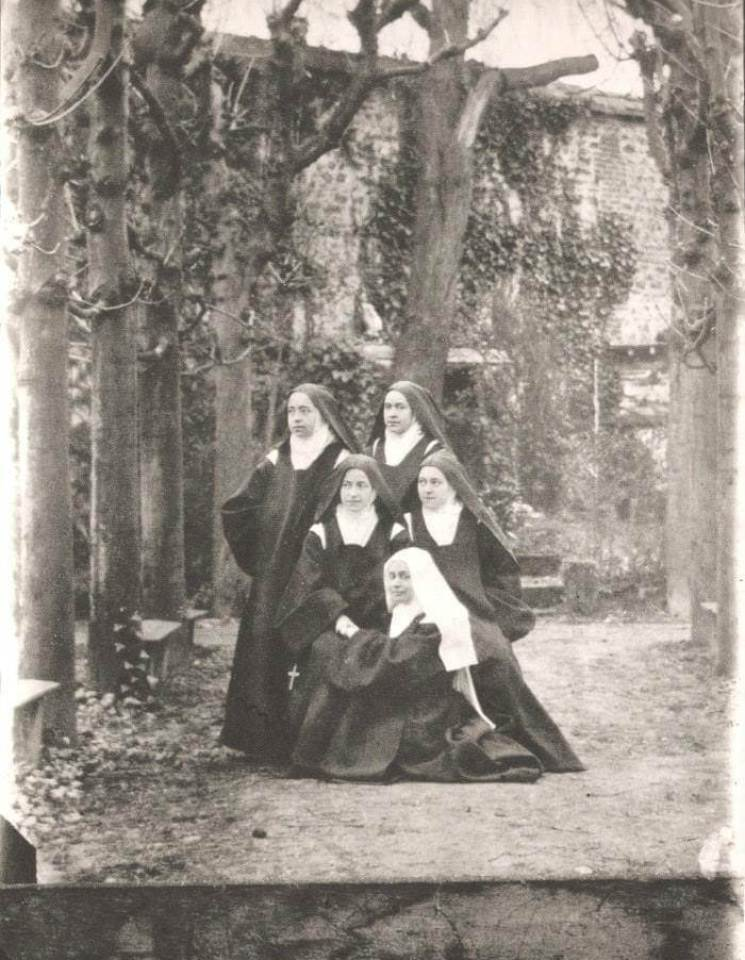 Real St. Therese of the Child Jesus Pictures Taken By Her Sister Selena-22