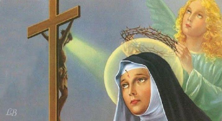 صلاة مسبحة القديسة ريتا دي كاسيا شفيعة الأمور المستحيلة والمستعصية