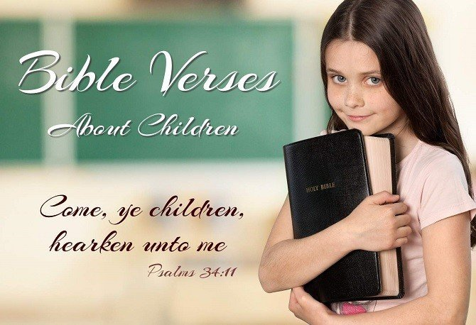 Bible Verses about Children - What Does the Bible Say about Children?