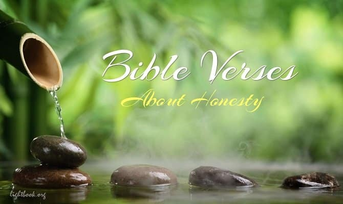 Bible Verses about Honesty - What Does the Bible Say about Honesty?