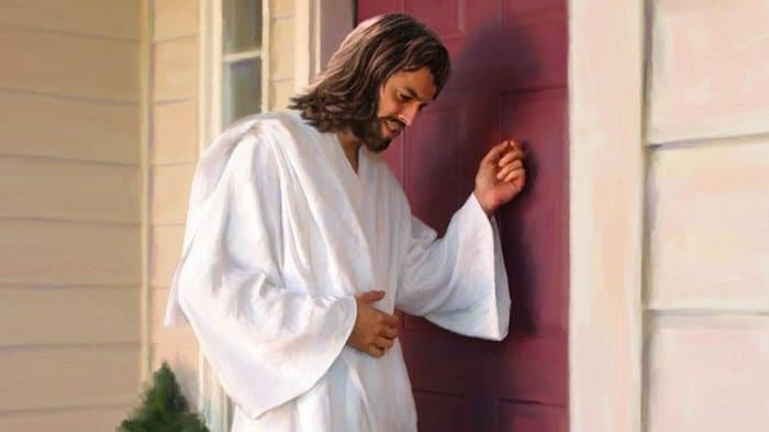 Jesus Is Knocking on the Door of Your Heart - Music and Lyrics