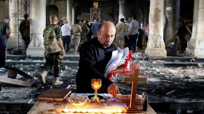 One Hundred Thousand Christians Are Killed Every Year for Their Faith