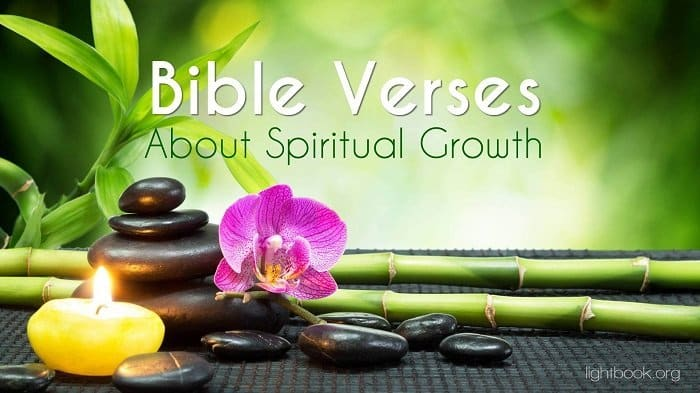 Bible Verses about Spiritual Growth ( 2 ) What Does the Bible Say about Spiritual Growth?