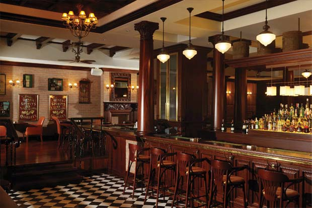 Coopers Bar Abu Dhabi - Audio Install by Lightbox Professional