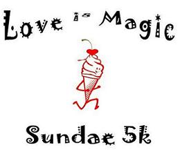 Love is Magic Sundae 5k