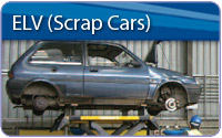 ELV Scrap Cars