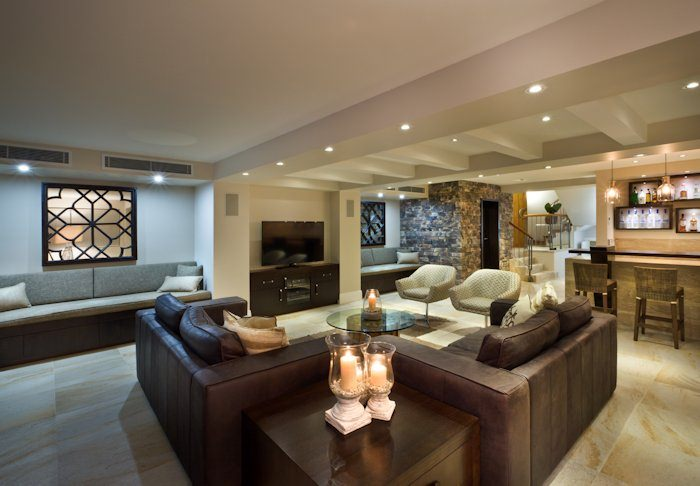 our tips for lighting your basement