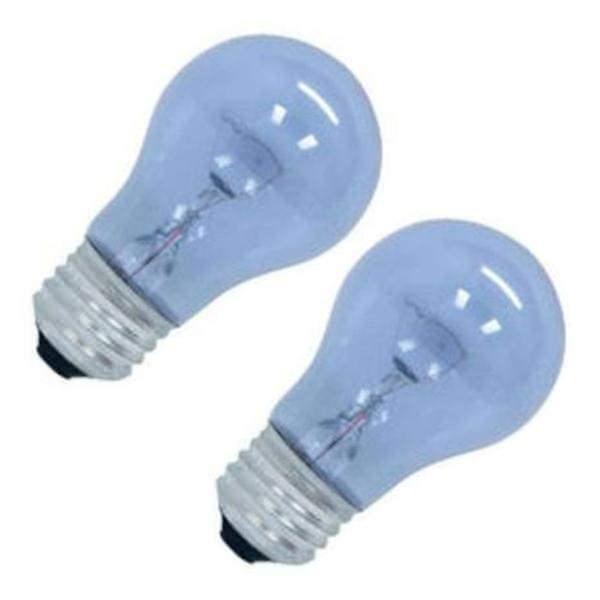 Bulbs Light 60 Fan Pack A15 Sylvania Watt 2 Ceiling