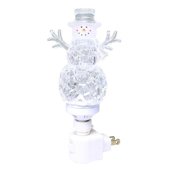 Acrylic Snowman Ice Cube