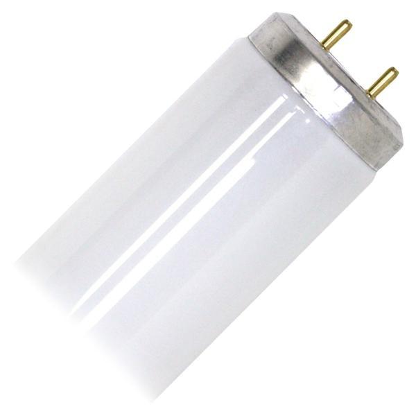 ge 14445 f48 25w utsl upc straight t12 fluorescent tube light bulb