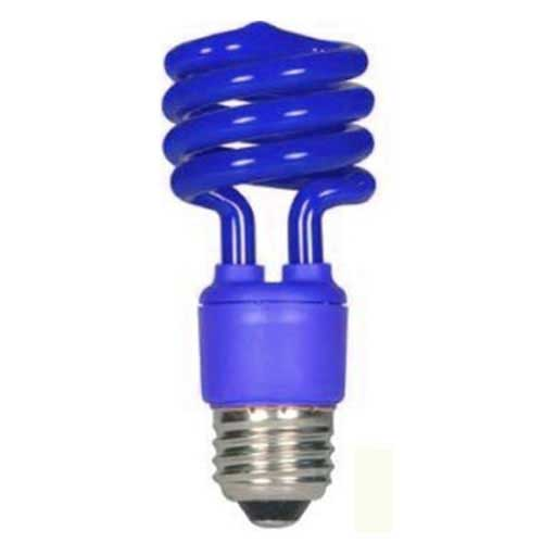 Blue Fluorescent Light Bulbs