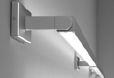Wall Mounted Linear Light Fixtures