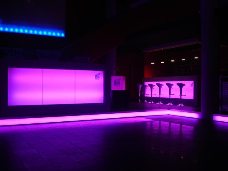Rgb Led Light Bar