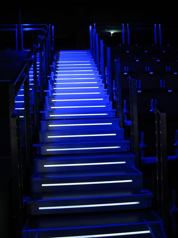 Lightsticks Light Foil Leds Stair Lighting
