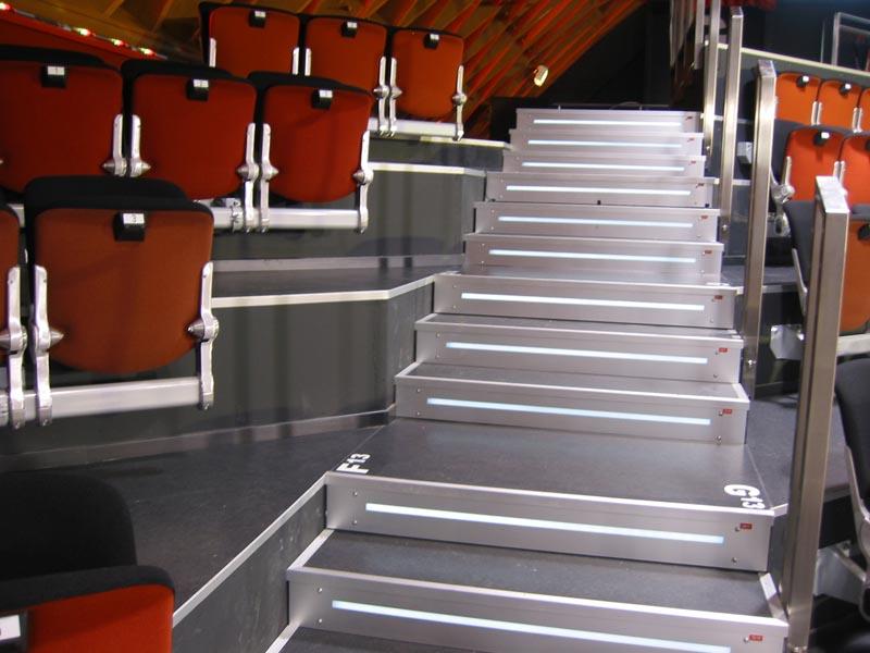 Stufenbeleuchtung Treppenstufenbeleuchtung mit