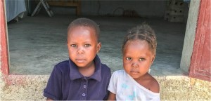 Light from Light - Haiti Children