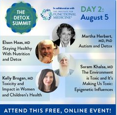 Attend the Free Detox Summit!