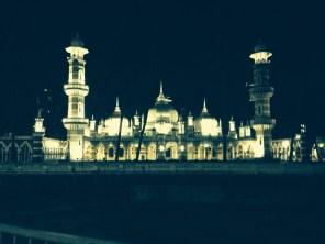 Kuala Lumpur - La moschea