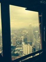 Kuala Lumpur's view