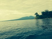 Gizo - View from boat