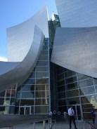 Los Angeles - 2 - Walt Disney concert hall