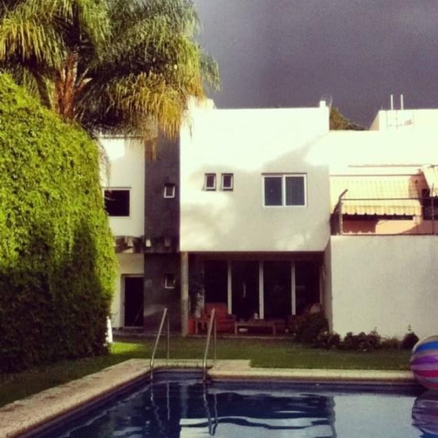 Finally Mexico - Guadalajara - 5 - Michel's home