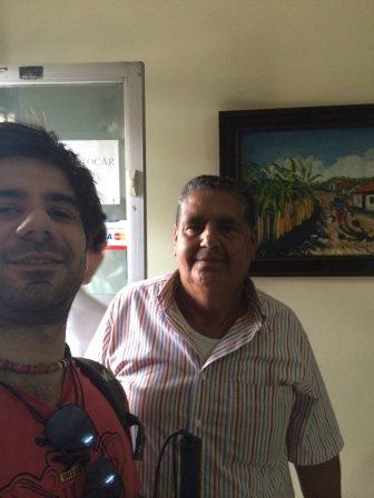 Honduras - Tegucigalpa - 7 - Angel & me
