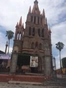 Mexico - San Miguel de Allende - Parroquia de San Miguel Arcangel - 6