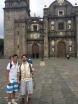 Mexico - Puebla - Bryan & me - 4