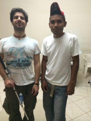Nicaragua - 1 - Jhonny & me