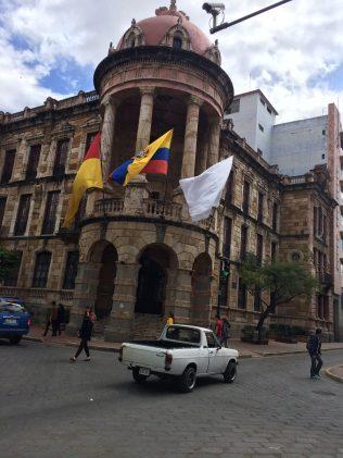 Cuenca - 17 - Municipio de Cuenca in Bolivar Street