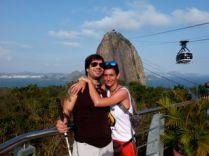 Rio de Janeiro - 12 - Me & Chiara