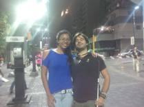 Caracas – 10 – Yoandra & Me