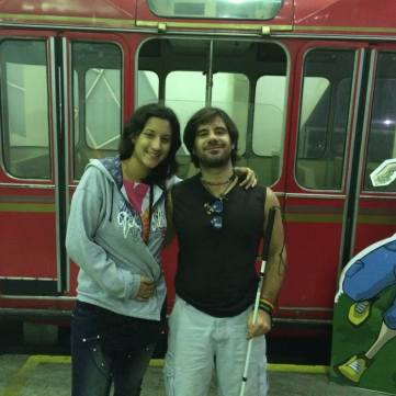 Caracas – 20 – Jennifer & Me