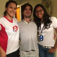 Caracas – 34 – Jennifer, Me & Yoandra
