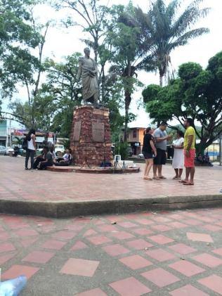Santa Elena – 3 – Plaza Simon Bolivar