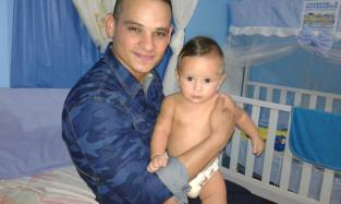 Santa Elena – 9 – Carlos & grandson