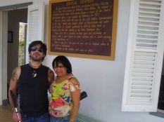 Trinidad and Tobago - 19 - Me & Susan