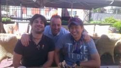 Oslo - 3 - Me, Arne & Suni