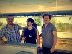 Nogara - 4 - Stefano, me & Enrico