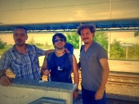 Nogara - 5 - Stefano, me & Enrico