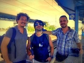 Nogara - 6 - Enrico, me & Stefano